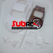 SUBRC, SBRC-B003 350Z WHITE BODY 94MM
