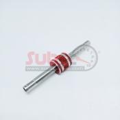 SUBRC, SBRC-TL001R HEX SOCKET DRIVER 4MM 4.5MM MINI NUT RED