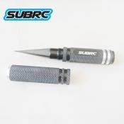 SUBRC, SBRC-TL003GR UNIVERSAL HOLLOW HANDLE 0-14MM BODY REAMER GREY