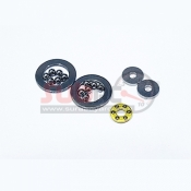 GL RACING, SC-0001 THRUST BALL AND DIFF PLATE SET
