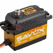 SAVOX, SC-1267SG SUPER SPEED DIGITAL STEEL GEAR SERVO