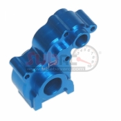YEAH RACING, SCX10-027BU ALUMINIUM CENTER GEARBOX FOR AXIAL SCX10