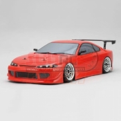 YOKOMO, SD-HKSB HKS S15 HYPER SILVIA BODY SET BUCKET LAMP