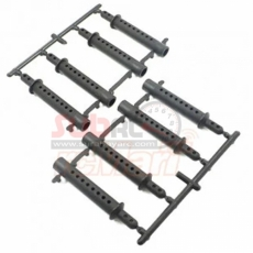 SLIDELOGY SDY-0143 EXTENSION BODY MOUNT POST FOR RC 1:10