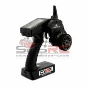 SPEKTRUM, SPM4100W DX4R DSMR 4-CHANNEL AVC RADIO WITH SRS4210 & SR410