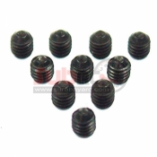 YEAH RACING, SS-303 STEEL SET SCREW M3X3MM FOR PINION