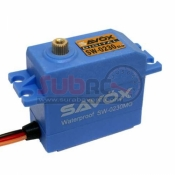 SAVOX, SW-0230MG WATERPROOF HV METAL GEAR DIGITAL SERVO