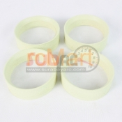 SWEEP, SWA-MH SWEEP MOLD TIRE INSERTS TYPE A YELLOW GREEN MEDIUM HARD 4 PCS