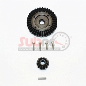 GPM, SWR1200 STEEL FRONT/REAR BEVEL GEAR