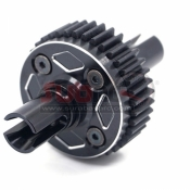 YEAH RACING, TAMC-023  38T GEAR DIFFERENTIAL SET FOR TAMIYA M05 M06