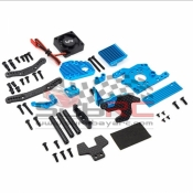 YEAH RACING, TAMC-S03BU GRAPHITE & EFFICIENCY UPGRADE KIT FOR TAMIYA M05