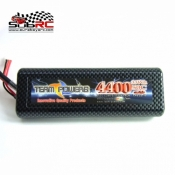 TEAM POWER, TP-4400 4400MAH 50C 7.4V LIPO BATTERY
