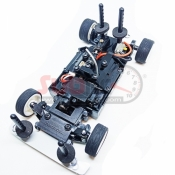 MINIQ, TR-Q2S 1/28 RWD RTR SET WITH PAN CAR BODY