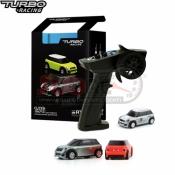 TURBO RACING, TR76R 1:76 MINI CAR FULL PROPOTIONAL ELECTRIC RTR