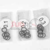 ATOMIC, TS-047 6X8 MM SHIMS 0,1,0,2,0,3 X 10/ EACH