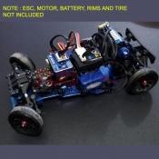 XRX, XR-DPA-1.5 XRX 1/28 RWD DRIFT KIT 1.5