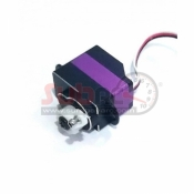 XRX, XR-MS1 FULL METAL TINY SERVO FOR 1/27 1/28 RACING