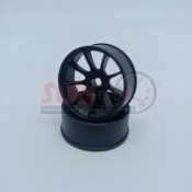 DXR, XRM001-N1 MP1 MACHINECUTTED CARBON WHEEL (N1) - AWD