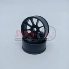 DXR, XRM001-N2 MP1 MACHINECUTTED CARBON WHEEL (N2) - AWD