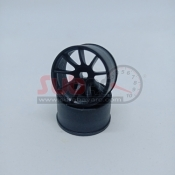 DXR, XRM001-W1 MP1 MACHINECUTTED CARBON WHEEL (W1) - AWD