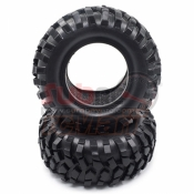 XTRA SPEED, XS-57287 1.9 A-HACK TIRE WITH FOAM INSERT FOR RC CRAWLER
