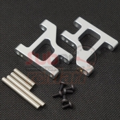 XTRA SPEED, XS-CC25008 ALUMINIUM FRONT LOWER SUSPENSION ARM FOR TAMIYA CC01 SILVER
