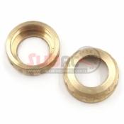 XTRA SPEED, XS-OM27012 BRASS REAR RING FOR KYOSHO MX-01 MINIZ 4X4