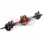 XTRA SPEED, XS-SCX-1XS STEEL COMPLETED ASSEMBLED FRONT AXLE FOR AXIAL SCX10 II RC4WD D90 D110