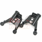 XTRA SPEED, XS-SCX230062BK ALLOY REAR SHOCK MOUNT FOR AXIAL SCX10 II BLACK