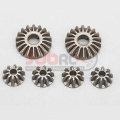 YOKOMO, Y2-503GM METAL BEVEL GEAR SET FOR YD-2/YZ-2