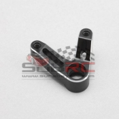 YOKOMO, Y4-301B CHAMFERED ALUM STEERING BELL CRANK FOR YD4