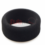 YEAH RACING, YA-0270 RUBBER FOAM TRANSMITTER TIRE FOR FUTABA/KO/SANWA/SPEKTRUM