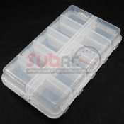 YEAH RACING, YA-0535 PLASTIC DOUBLE SIDE SCREW BOX