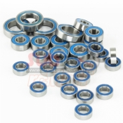 YEAH RACING, YB0129MX RC BALL BEARING SET WITH BEARING OIL  FOR TAMIYA CC-01 CHASSIS