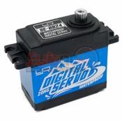YEAH RACING, YE-0024BU 20KG WATERPROOF SUPER TORQUE DIGITAL SERVO BLUE FOR 1/10 CRAWLER