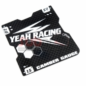 YEAH RACING, YT-0176 GRAPHITE QUICK  LIGHTWEIGHT GAUGE 1.5/20/2.5 FOR 1/10 TOURING CAR