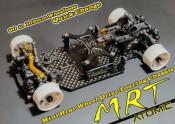 ATOMIC, MRTP-KIT MINI REAR WHEEL DRIVE TOURING CHASSIS KIT