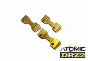 ATOMIC, DRZV2-UP05B ALU TOE IN BLOCK 3.5/4/4.5